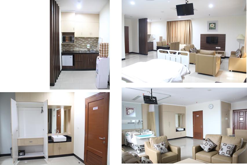 Santosa Hospital Bandung Central - Rawat Inap